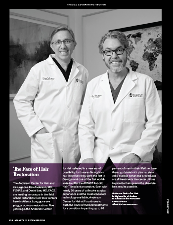Drs. Daniel Lee and Ken Anderson