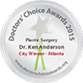 Doctors' Choice Awards 2015 City Winner