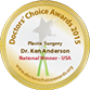 Doctors' Choice Awards 2015 National Winner