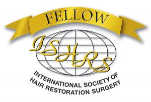 Dr. Ken Anderson - Anderson Center for Hair Restoration - Fellow of ISHRS